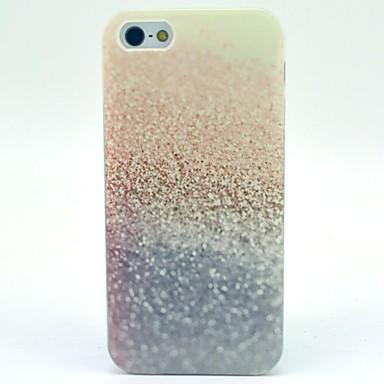 Για Θήκη iPhone 5 Με σχέδια tok Πίσω Κάλυμμα tok Λάμψη γκλίτερ Μαλακή TPU iPhone SE/5s/5