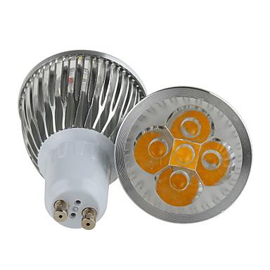 140-160 lm GU10 Lâmpadas de Foco de LED MR16 5 leds LED de Alta Potência Regulável Branco Quente Branco Frio AC 220-240V