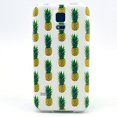 tok Για Samsung Galaxy Samsung Galaxy Θήκη Με σχέδια Πίσω Κάλυμμα Φρούτα TPU για S5