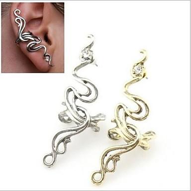 Γυναικεία Χειροπέδες Ear Πανκ Μοντέρνα Ευρωπαϊκό Κοσμήματα με στυλ Κράμα Κοσμήματα Για Γάμου Πάρτι Καθημερινά Causal