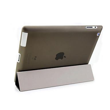 tok Για Apple iPad Mini 4 Μίνι iPad 3/2/1 iPad 4/3/2 iPad Air 2 iPad Air με βάση στήριξης Αυτόματη αδράνεια / αφύπνιση Οριγκάμι Πλήρης