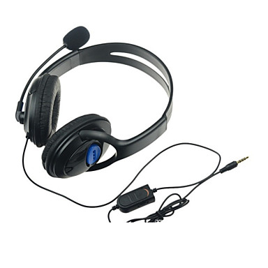 DF-0053 Fones de Cabeça - PS4 Sony PS4 Novidades Com Cabo