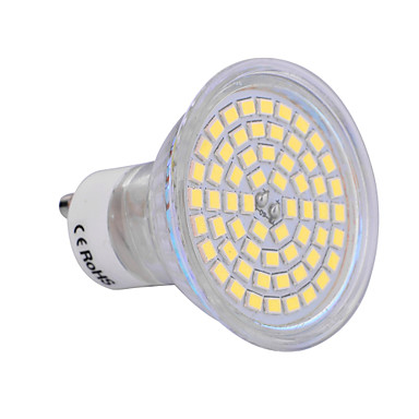 YWXLIGHT® 540 lm GU10 Lâmpadas de Foco de LED 60 leds SMD 2835 Branco Quente Branco Frio AC 220-240V