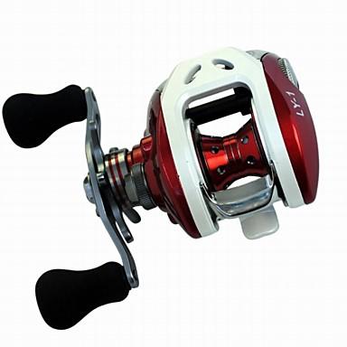 Μηχανισμοί Ψαρέματος Μηχανάκι Ψαρέματος 6.3:1 Αναλογία Ταχυτήτων+13 Ρουλεμάν Δεξιά-Handed Θαλάσσιο Ψάρεμα Ψάρεμα με Μύγα Ψάρεμα Γλυκού