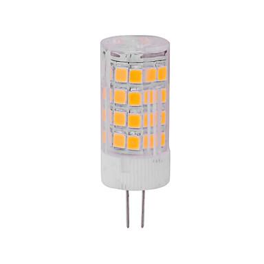 G4 2-pins LED-lampen 51 leds SMD 2835 Warm wit Koel wit 540lm 2800-3200/6000-6500K AC 220-240V