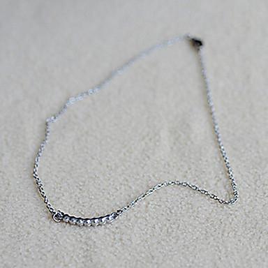 Pentru femei Coliere Choker - Diamante Artificiale Coliere Bijuterii Pentru Zilnic