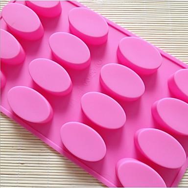 Εργαλεία ψησίματος Πλαστική ύλη Υψηλή ποιότητα Κέικ Καλούπια τούρτας
