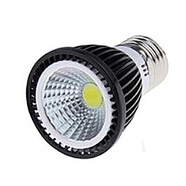 5W 250-300 lm E26/E27 LED Spot Işıkları 1 led COB Sıcak Beyaz Serin Beyaz AC 85-265V