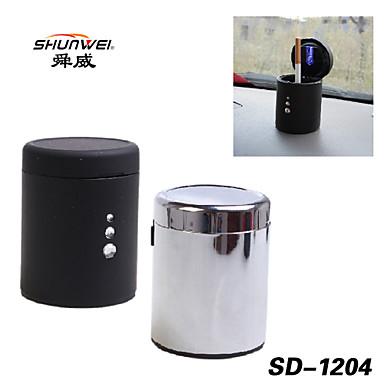 Shunwei auto collectie hight kwaliteit asbak led licht 2 kleuren kleur selectie 3163799 2018 - Kleur selectie ...