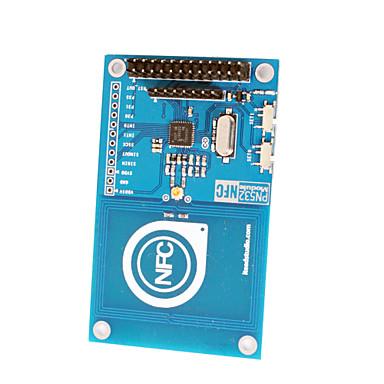 13,56 para pn532 arduino on-board antena NFC / módulo RFID pi framboesa compatível