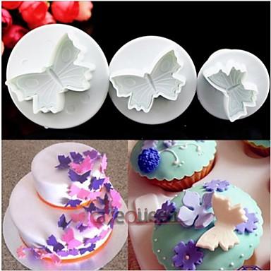 alhainen hinta saada halvalla lenkkitossut keittiö DIY kakku evästeet sugarcraft konvehti perhonen mäntä hometta
