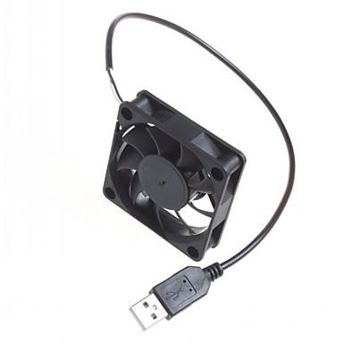 6cm bilgisayar kasa fanı 5v soğutma