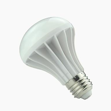 E26/E27 LED-bollampen A80 45 leds SMD 2835 Decoratief Warm wit Koel wit 900lm 2800-6500K AC 12 AC 24V