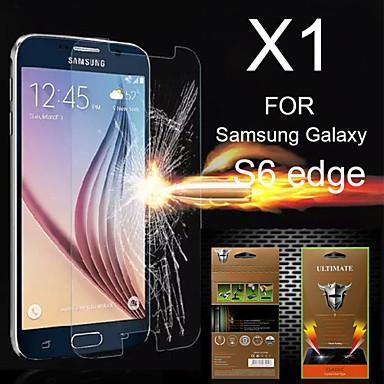 Προστατευτικό οθόνης Samsung Galaxy για S6 edge PET Προστατευτικό μπροστινής οθόνης