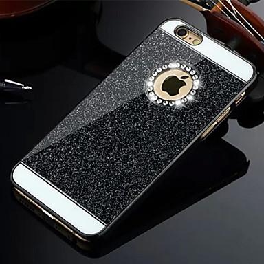 5s iphone super slim top pvc de venda tampa da caixa traseira duro com o logotipo buraco (cores sortidas)