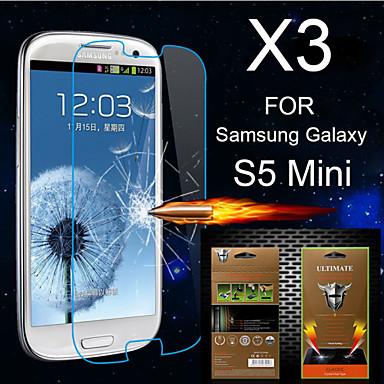 ultieme schokdemping screen protector voor de Samsung Galaxy S5 mini (3 stuks)