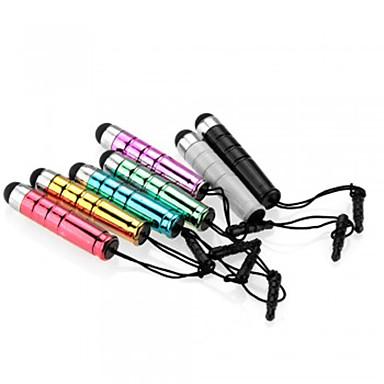 Недорогие Украшения для мобильных телефонов-kinston® 7 х пуля Выдвижной емкостный сенсорный ручка с анти-сумрака штекер наушников для iPhone / IPad / Samsung и других