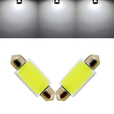 1000 lm Luz de Decoração 12 leds COB Branco Frio DC 12V