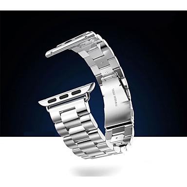 horlogeband voor Apple iWatch, horlogeband iwith connector voor Apple iWatch, metaal roestvrij staal horlogeband voor iwatch42mm