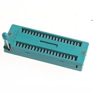IC 40p 40p μπλοκ κλειδώματος 40pic κάθισμα ζωντανή τσιπ κάθισμα δοκιμής BAS IC υποδοχή