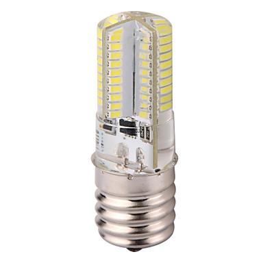 ywxlight® e17 led maïslampen 80 smd 3014 600 lm warm wit koud wit dimbaar ac 110-130 v