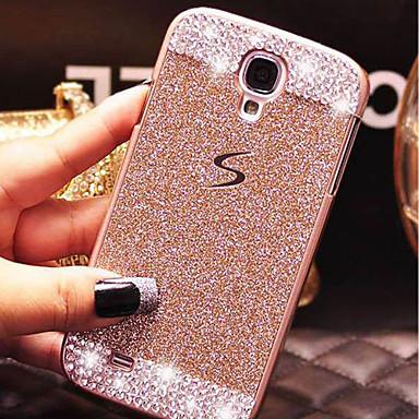 hoesje Voor Samsung Galaxy Samsung Galaxy hoesje Strass Achterkantje Glitterglans PC voor S4