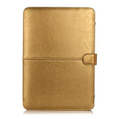 MacBook Hoes voor Zakelijk Effen Kleur PU-nahka MacBook Air 13