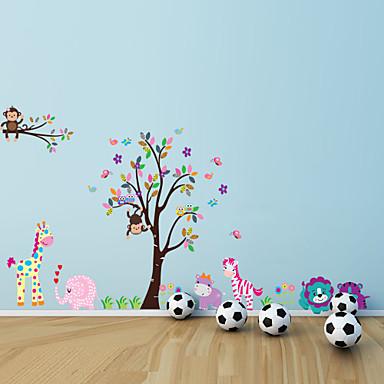 Άνθη Αυτοκολλητα ΤΟΙΧΟΥ Αεροπλάνα Αυτοκόλλητα Τοίχου Διακοσμητικά αυτοκόλλητα τοίχου, Βινύλιο Αρχική Διακόσμηση Wall Decal Τοίχος