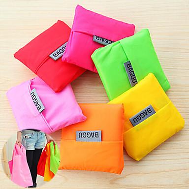 μεγάλη ικανότητα μόδας επαναχρησιμοποιήσιμη αποθήκευση τσάντα ψώνια fold-ικανές τσάντες παντοπωλείο tote