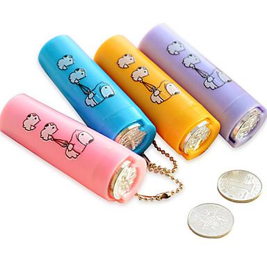 Willekeurige kleur - Schattig - Plastic - Wijzig Portemonnees -