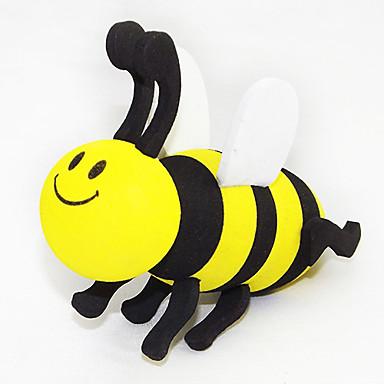 ziqiao eva αφρό στυλ μελισσών μπάλα κεραία διακόσμηση αυτοκινήτων (1pcs)