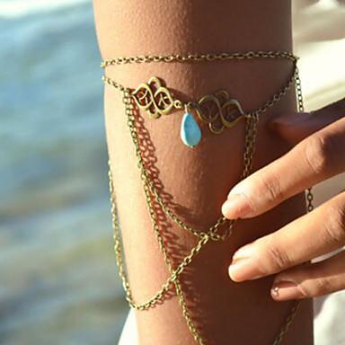 Dames Lichaamssieraden Buikketting Body Chain / Belly Chain Legering Sieraden Voor Dagelijks Causaal