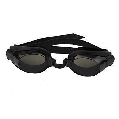 Goggles Πισίνα Αδιάβροχη / Ρυθμιζόμενο μέγεθος Πλαστικό Πλαστικό Μαύρο Μαύρο