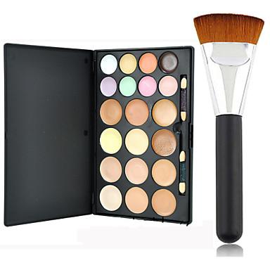 20 - kleuren Normaal - Concealer - Nat - Crème -