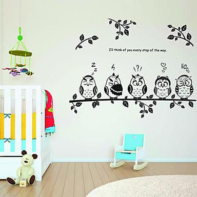 dier muursticker dieren kinderkamer baby kinderkamer sticker wanddecoratie