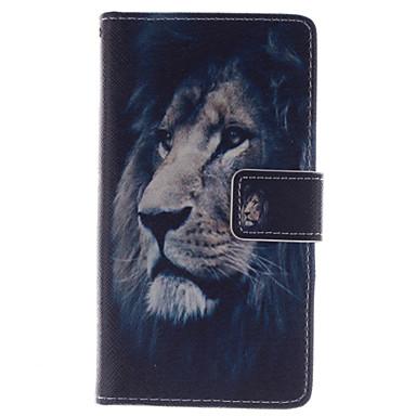tok Για Samsung Galaxy Samsung Galaxy Θήκη Θήκη καρτών Πορτοφόλι με βάση στήριξης Ανοιγόμενη Πλήρης Θήκη Ζώο PU δέρμα για S4