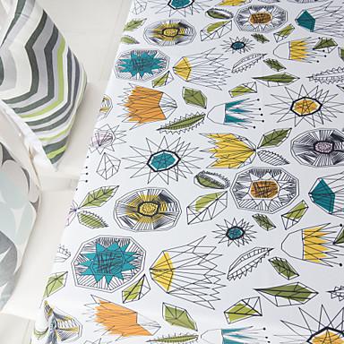geometrische gedrukt tafelkleed