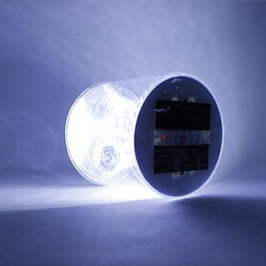 1pc Διακοσμητικός φωτισμός Ηλιακής Ενέργειας Επαναφορτιζόμενο Αδιάβροχη