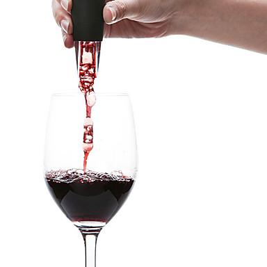 ακρυλικό διάταξη αερισμού κρασί ακροφύσιο με μπουκάλι καράφα έγχυσης αερισμού