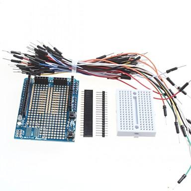για Arduino protoshield ρομπότ πλακέτα πρωτότυπο επέκτασης