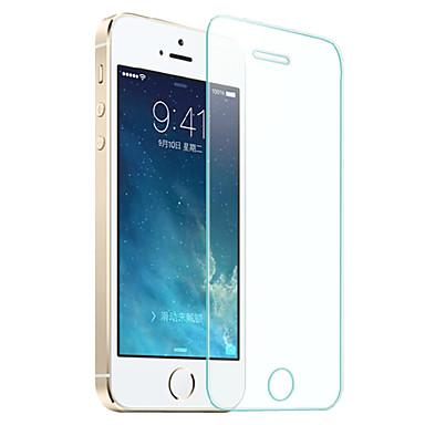 Недорогие Защитные пленки для iPhone SE/5s/5c/5-Защитная плёнка для экрана для Apple iPhone 6s / iPhone 6 / iPhone SE / 5s Закаленное стекло 1 ед.