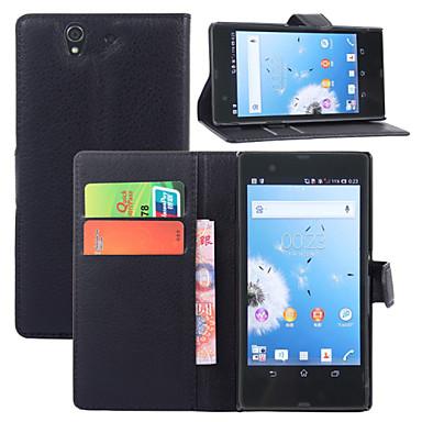 Capinha Para Sony Capinha Sony Capa Proteção Completa PU Leather para Sony