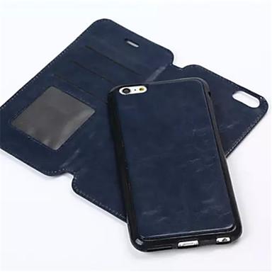 Για iPhone 8 iPhone 8 Plus iPhone 6 Plus Θήκες Καλύμματα Πλήρης κάλυψη tok Σκληρή PU Δέρμα για iPhone 8 Plus iPhone 8 iPhone 7 Plus