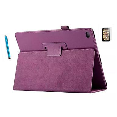 Capinha Para iPad 4/3/2 Antichoque Com Suporte Capa Proteção Completa Côr Sólida PU Leather para iPad 4/3/2