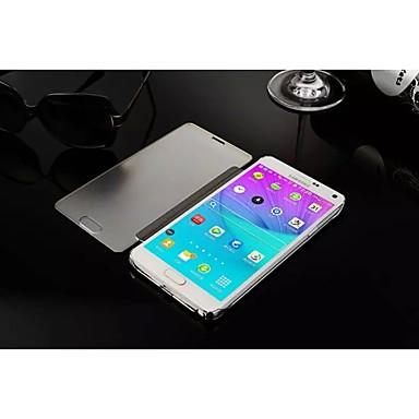 para Samsung Galaxy chapeamento case de corpo inteiro de cor pc sólida samsung nota 5 nota 4