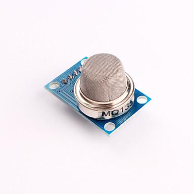 módulo de detecção mq-135 sensor de qualidade do ar gás perigoso para arduino