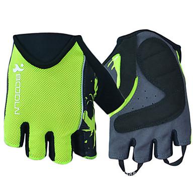 BOODUN/SIDEBIKE® Luvas Esportivas Luvas de Ciclismo Permeável á Humidade Respirável Resistente ao Choque Reduz a Irritação Dedo Total