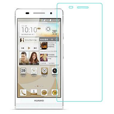 gehard glas screen protector film voor Huawei Ascend p6 screen protectors voor Huawei