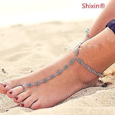 Dames Enkelring / Armbanden Legering Uniek ontwerp Modieus Eenvoudige Stijl Europees Enkelring Anderen Sieraden Voor Dagelijks Causaal