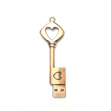 16GB Love Retro key 2.0 USB Flash Pen Drive